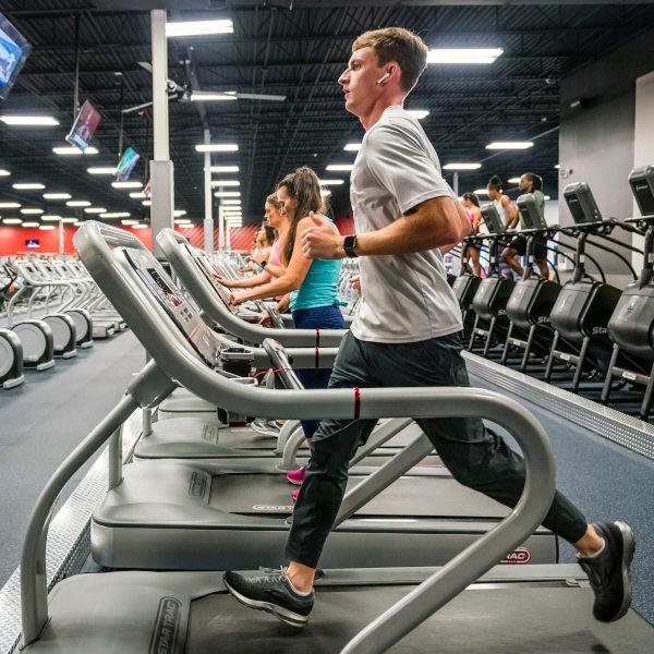 Cardio, Weights & Machines